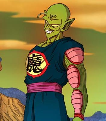 龙珠比克大魔王-Piccolo Demon King-ピッコロ大魔王