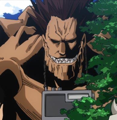 我的英雄学院巨神兵-Gigantomachia-ギガントマキア