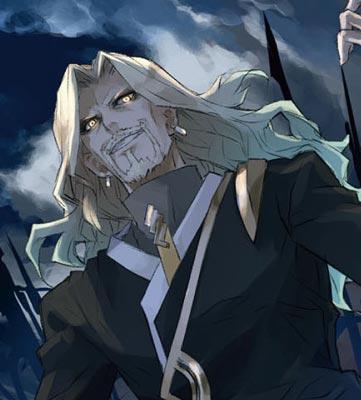 Fate/Apocrypha弗拉德三世-Vlad III-ヴラド三世
